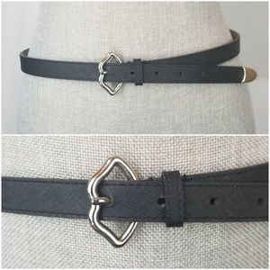 Lulu Guinness Medium Lip Belt